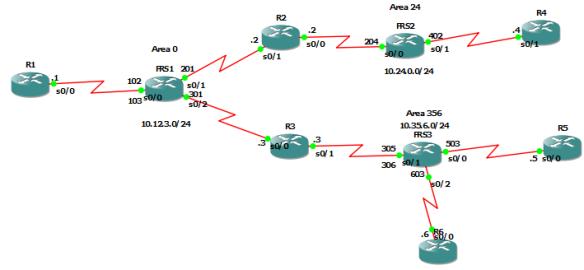 OSPF: Over frame-relay | The Network Journal