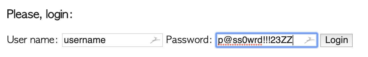 python]Capturing username and password from http login | The Network